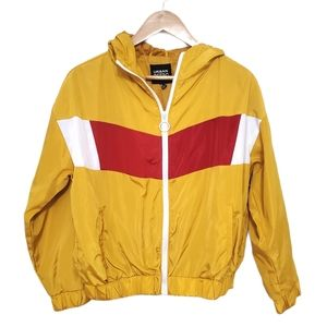 NTW Urban Retro Rain Jacket